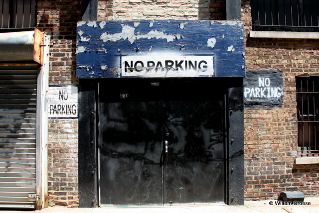 No parking - Willem Croese