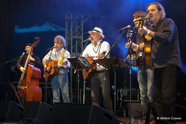 Pete Seeger Tribute - Willem Croese