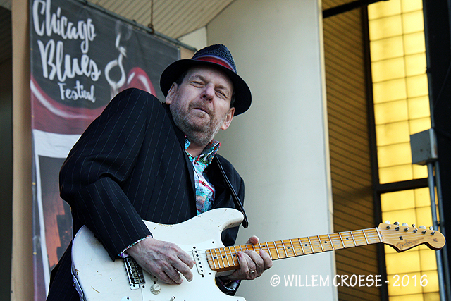 Ronnie Earl - Willem Croese